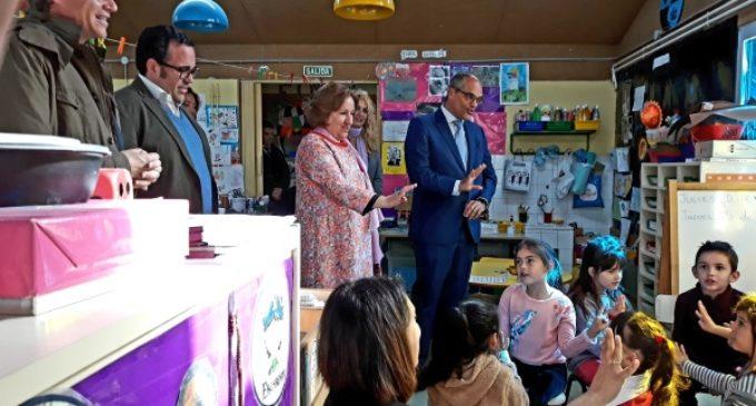 Más de 13.650 alumnos de Infantil estudiarán en el Programa Bilingüe de la Comunidad de Madrid el próximo curso