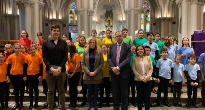 Más de 3.000 alumnos participaron en el Concurso de Coros Escolares de la Comunidad de Madrid