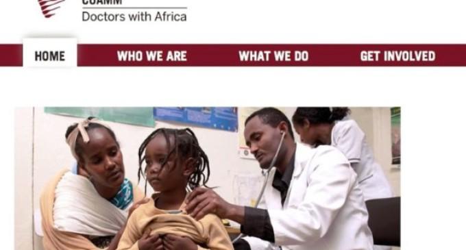 """El Santo Padre a los médicos misioneros de la CUAMM: """"La salud es un derecho humano y no un privilegio"""""""