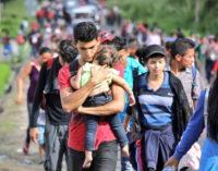 México: Ante la nueva caravana de migrantes, «responsabilidad y amor por nuestros hermanos»