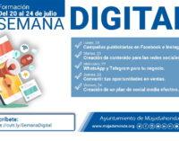 Majadahonda lanza la «I Semana Digital» y apuesta por la innovación en el sector online de negocios