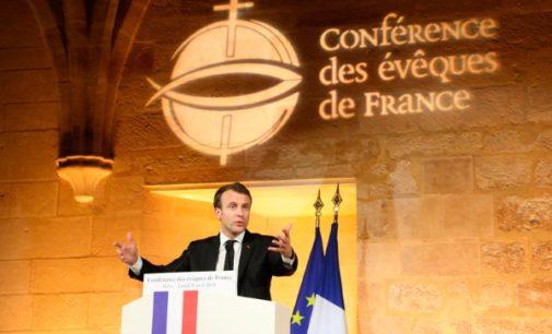Macron, en diálogo con la Iglesia: «Si me desinteresara de los católicos faltaría a mi deber»