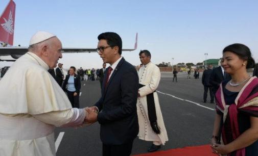 Madagascar: Gran entusiasmo de los malgaches para recibir al Papa