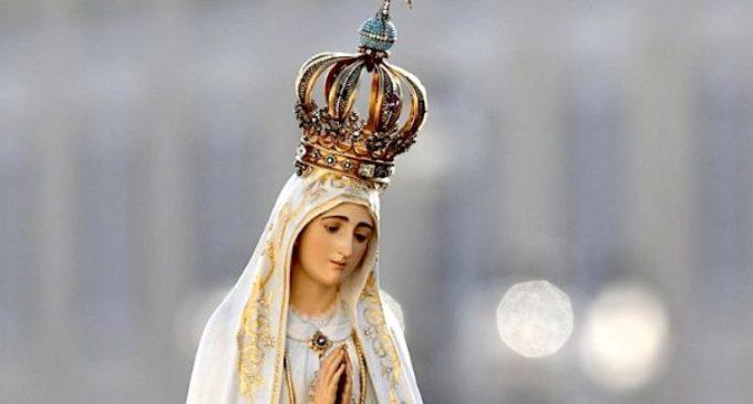 El papa Francisco es el cuarto Pontífice que peregrina a Fátima