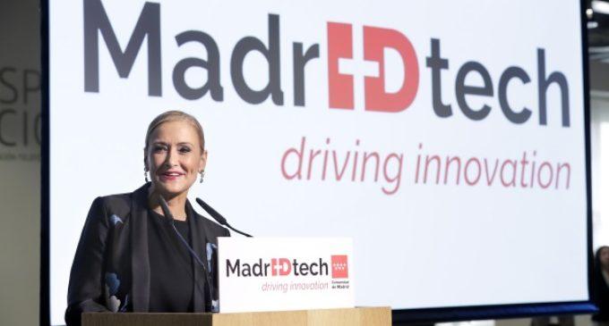 Cifuentes presenta MadrIDtech, una iniciativa de I+D+i para impulsar el liderazgo de Madrid en desarrollo tecnológico