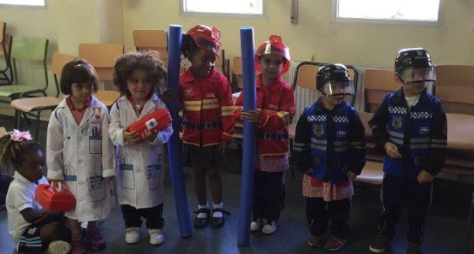 Madrid 112 pone en marcha una nueva edición de sus talleres de formación en emergencias para escolares