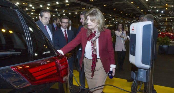 Arranca Madrid Auto 2016, que espera recibir más de medio millón de visitantes