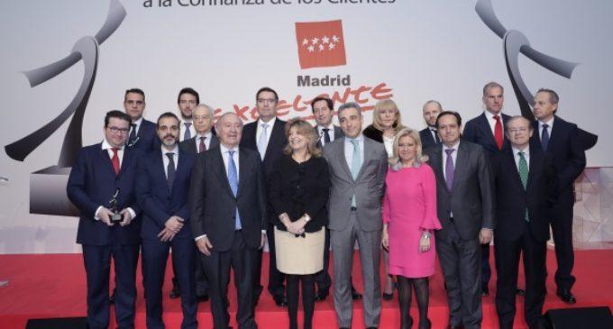 Reconocimiento a las empresas que apuestan por la excelencia en la gestión y la confianza de sus clientes en Madrid