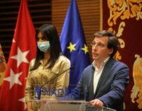 El alcalde Martínez Almeida: Madrid buscará unida soluciones a la crisis del coronavirus