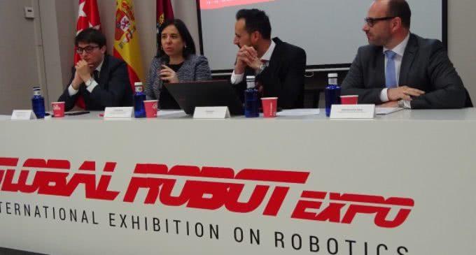Madrid celebrará el próximo mes de abril una de las ferias internacionales más importantes sobre robótica