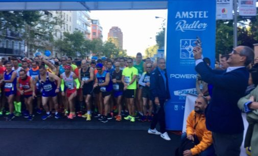 10.000 deportistas participan en la carrera popular de la Comunidad, 'Madrid corre por Madrid'