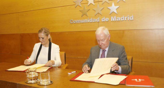 Cifuentes promueve la Comunidad de Madrid como el mejor destino para estudiar español