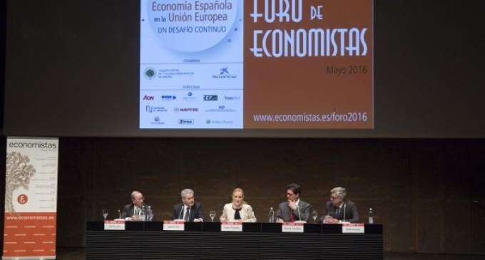 La integración europea es importante en la consolidación de Madrid como motor económico de España