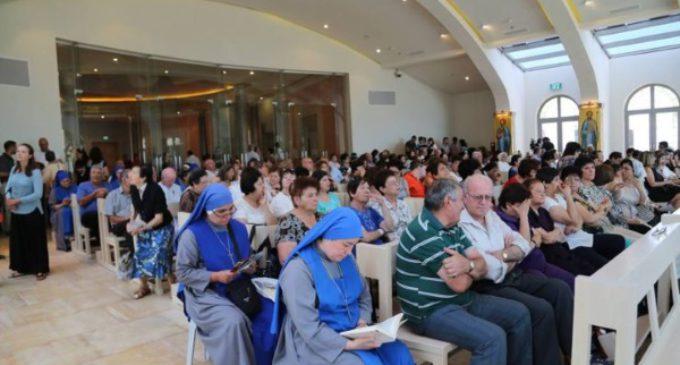 El Magdala Center celebra su primera fiesta litúrgica patronal