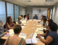 De Foxá firma un convenio para favorecer la inclusión con las AMPAS de colegios públicos y concertados