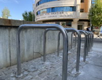 Majadahonda fomenta el uso de la bicicleta con 62 nuevos aparcabicicletas