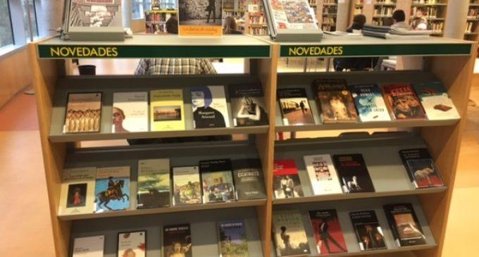 Majadahonda: La Biblioteca Francisco Umbral amplía su fondo bibliográfico