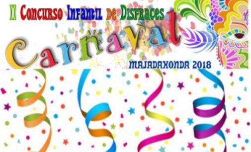 Majadahonda prepara el II Concurso Infantil de Disfraces de Carnaval