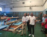 Casi 400 niños majariegos participan en los campamentos deportivos municipales