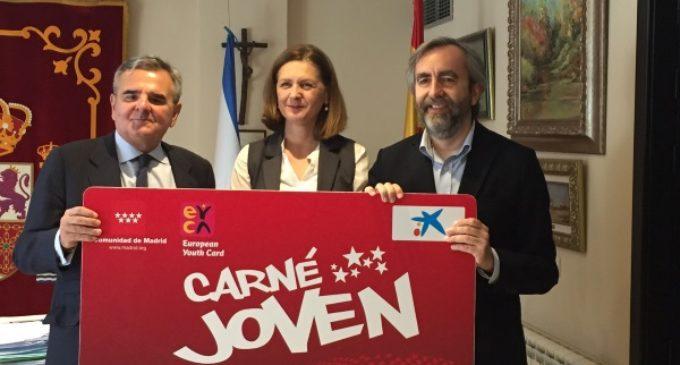 Ya se puede tramitar el Carnet Joven de la Comunidad de Madrid en Majadahonda