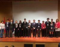 Alumnos de los colegios Caude y San Jaime participan en el Torneo Intermunicipal de debate de la Universidad Francisco de Vitoria