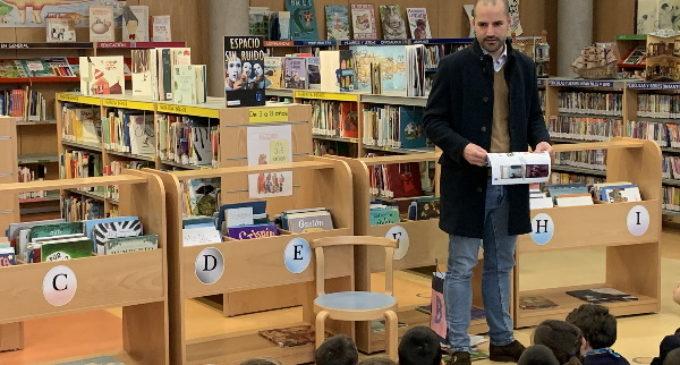 Majadahonda: El Ayuntamiento pone en marcha una campaña de fomento de la lectura por el Día del Libro