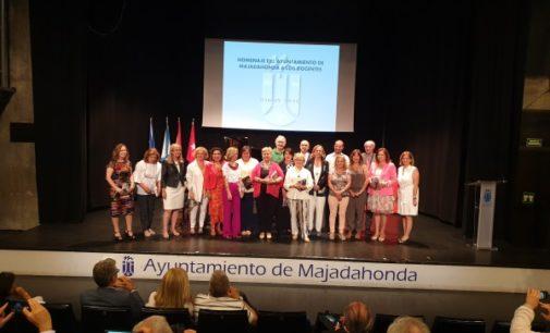 Homenaje a los docentes jubilados de los centros educativos de Majadahonda