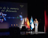 Trescientos jóvenes de Majadahonda asisten al acto conmemorativo de la Memoria del Holocausto