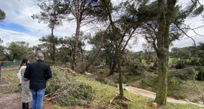 El Ayuntamiento de Majadahonda reabre todos los accesos y caminos del Monte del Pilar