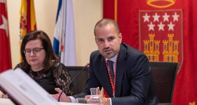 José Luis Álvarez Ustarroz organiza la  estructura del Gobierno de Majadahonda
