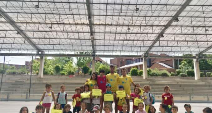 Finalizan los campamentos deportivos en los que han participado 473 niños de Majadahonda