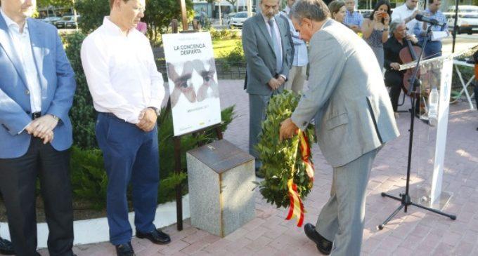 Majadahonda rinde homenaje a Miguel Angel Blanco y a todas las Víctimas del Terrorismo