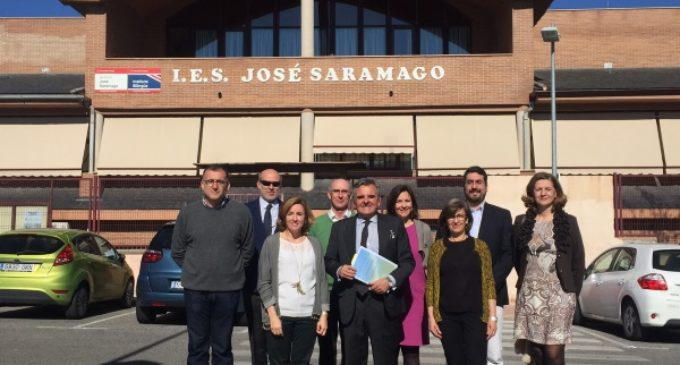 Majadahonda: El IES José Saramago presenta su proyecto de Bachillerato Internacional