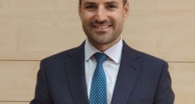José Luis Alvarez Ustarroz, candidato del PP a la alcaldía de Majadahonda