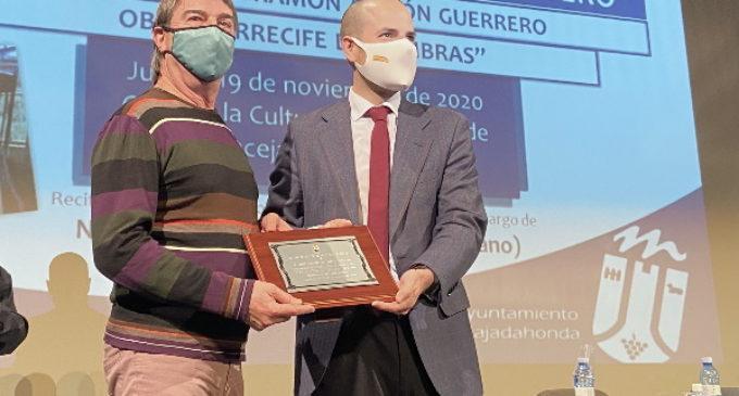 """La obra Arrecife de Sombras recibe el premio de poesía """"Blas de Otero"""" de Majadahonda"""