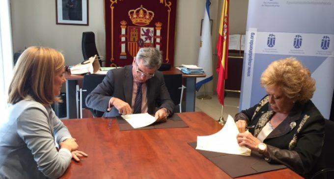 """Majadahonda: El Ayuntamiento renueva su compromiso con el Club de Pensionistas y Tercera Edad """"Reina Sofía"""""""