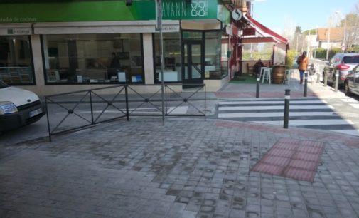 Majadahonda: El Ayuntamiento ejecuta más de doscientas actuaciones de mejora de la accesibilidad y la seguridad