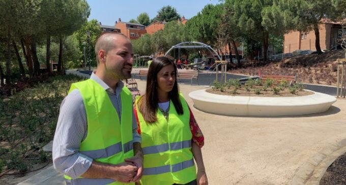 Los recién remodelados parques de Delta y Granja del Conde abrirán al público en septiembre