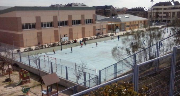 IU Majadahonda: Las instalaciones deportivas de los centros educativos públicos seguirán cerradas para los vecinos