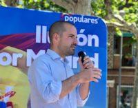 José Luis Álvarez Ustarroz presenta su candidatura jóven y renovada para gobernar el ayuntamiento de Majadahonda