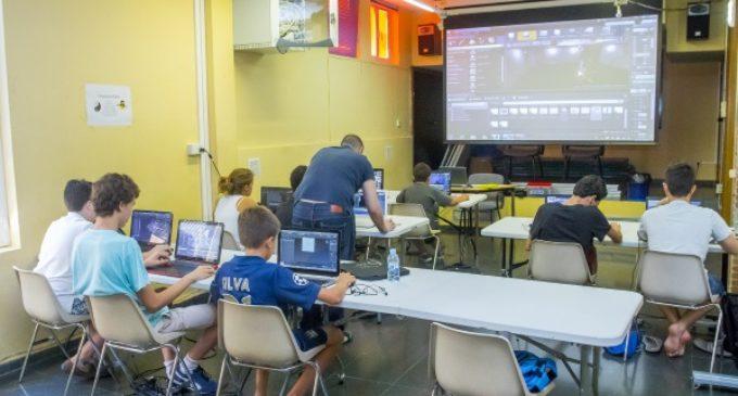 Escuelas de verano tecnológicas para los niños y jóvenes de Majadahonda