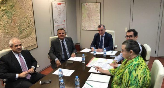 El Alcalde de Majadahonda traslada al Consorcio al Regional de Transportes las necesidades de la ciudad