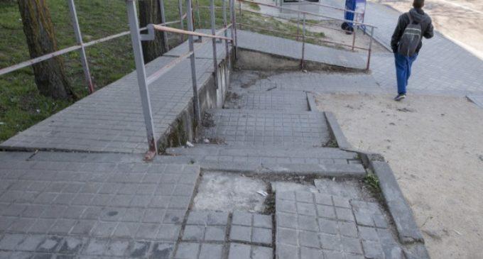 Majadahonda: IU reclama una Estación de Cercanías y unos accesos a la misma accesibles y seguros