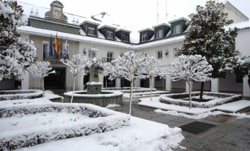 Majadahonda: El Ayuntamiento publica un bando informativo sobre inclemencias invernales