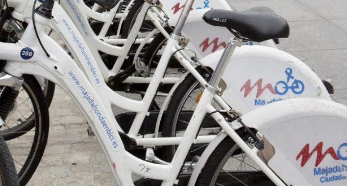 El Ayuntamiento de Majadahonda suspende el servicio público de préstamo de bicicletas