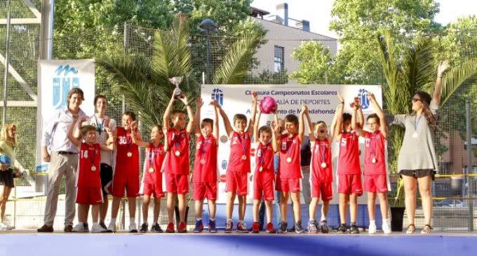 Terminan los Campeonatos Municipales Escolares con la participación de casi 3.000 niños en seis disciplinas deportivas