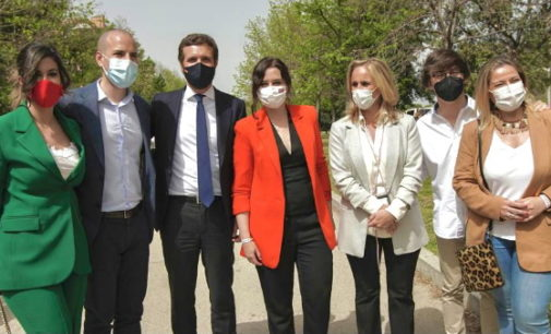 Cinco majariegos en la lista de Díaz Ayuso para las elecciones del 4 de mayo
