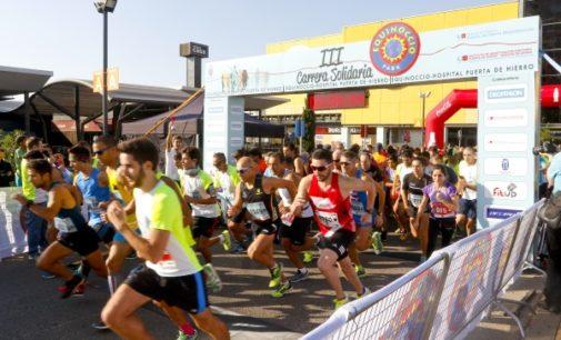 Récord de participantes en la carrera solidaria a beneficio de la Fundación Puerta de Hierro