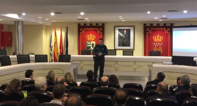 Majadahonda:  La Guardia Civil ofrece recomendaciones a tener en cuenta en caso de atentado terrorista
