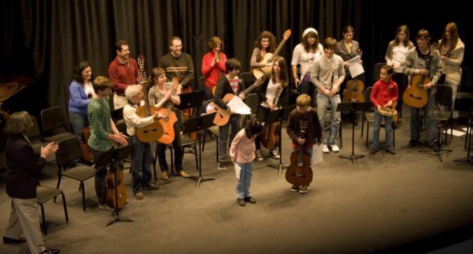 """Más de setecientos alumnos comenzarán en septiembre el curso de la Escuela de Música """"Enrique Granados"""""""